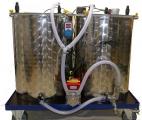 Essiganlage 125 Liter  Erweiterung  auf 250 Liter